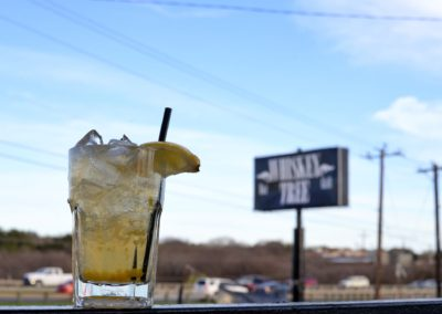 Sweet Whiskey Lemonade 2